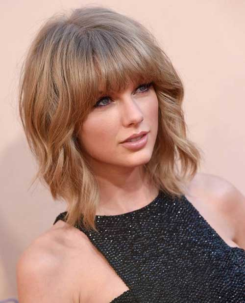 Wavy Bob Hairstyles Pictures