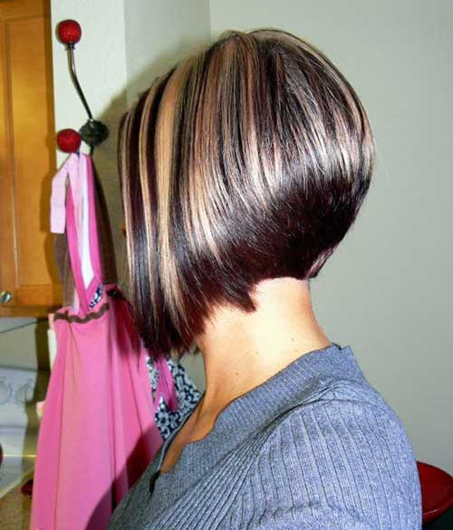Best Images Of Highlighted Bob Hairstyles