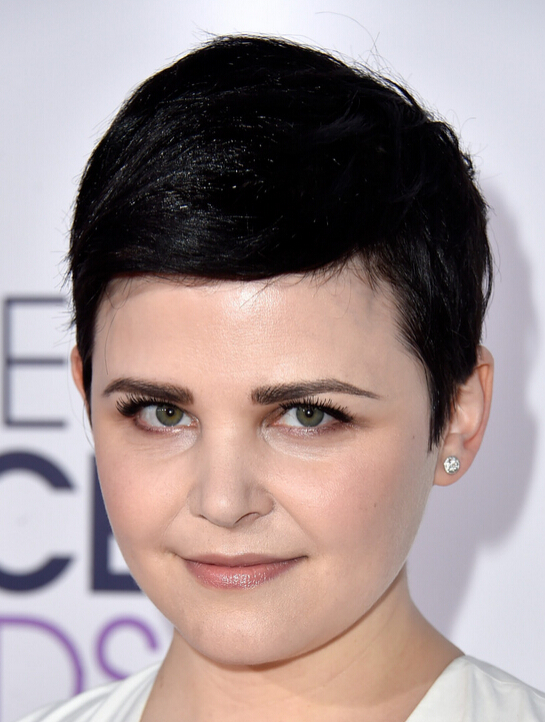 Ginnifer Goodwin Short Haircut - Einfache Pixie-Frisuren für rundes Gesicht
