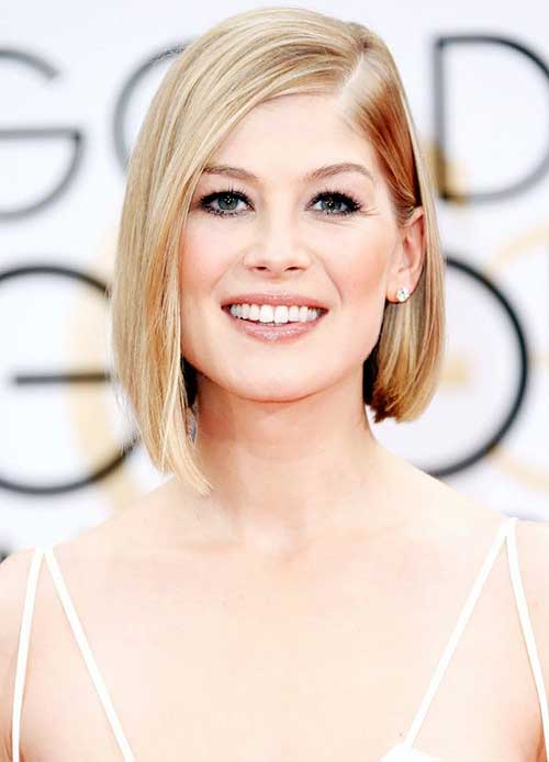 Asymmetrical Bob Hairstyles