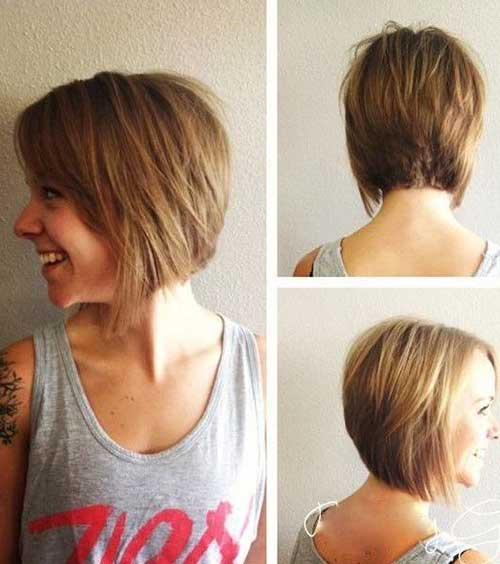 Cute Short Haircuts 2018-26