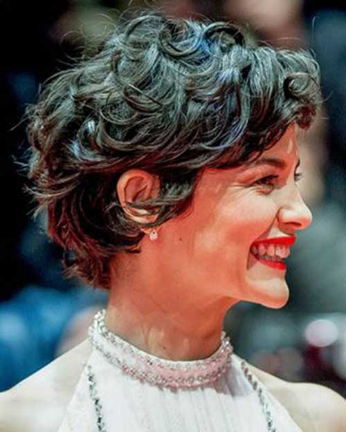 Curly Short Hairstyles-24