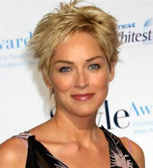 Chic Short Hair Styles for Women Over 50