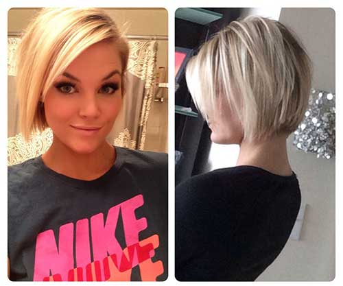 Trendy Cute Short Hair Styles
