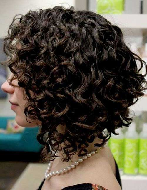 Curly Thick Bobs 2018