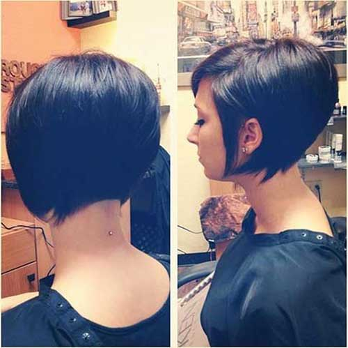 Cute Short Haircuts 2018-21
