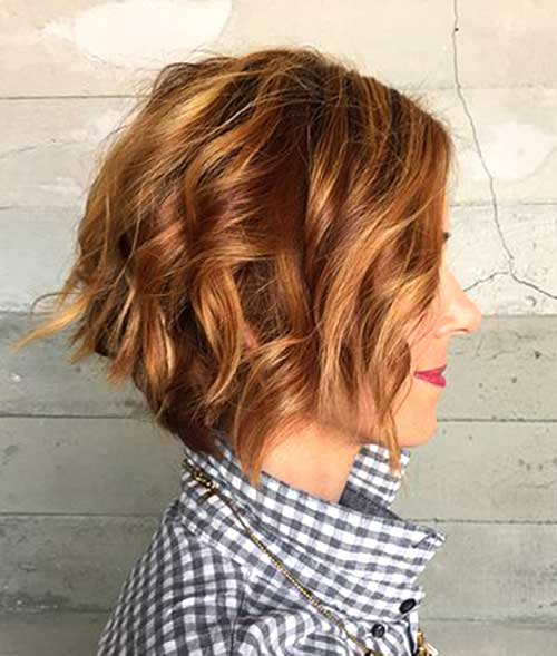 Best Short Haircuts for Thick Wavy Hair