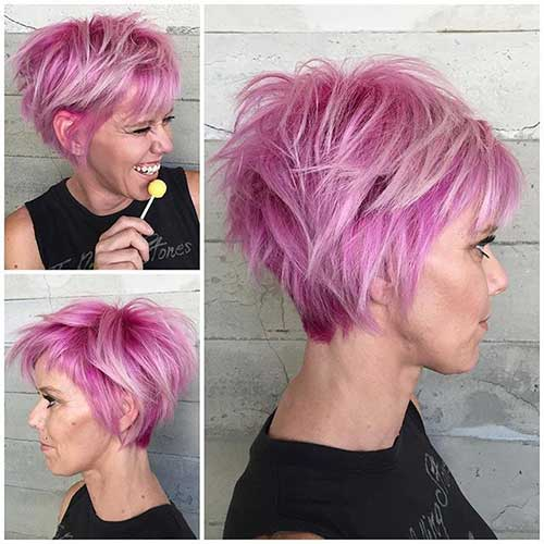 Short Hairstyles 2018 Trends-9