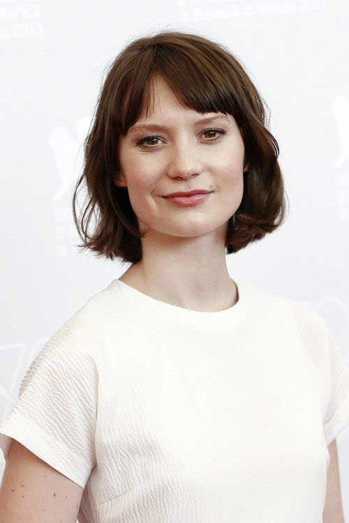 Short Haircuts with Bangs-23