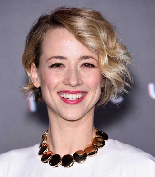 Hairstyles For Short Hair 2018-14