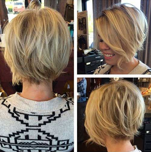 Cute Short Haircuts 2018-29