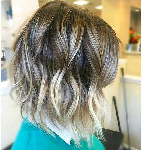 Latest Short Layered Haircuts - 6