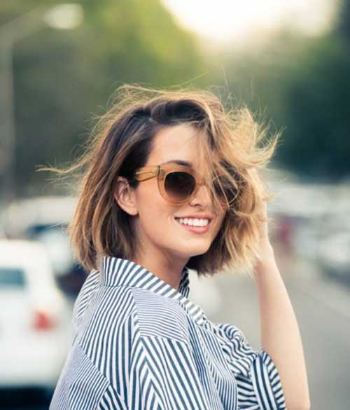Photos of Trendy Bob Haircuts
