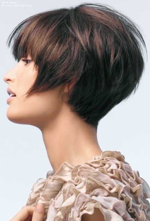 Cool Trendy Bob Haircut